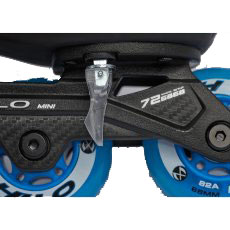 Bauer Rollerhockey Skate X-LP Adjustable child (2)